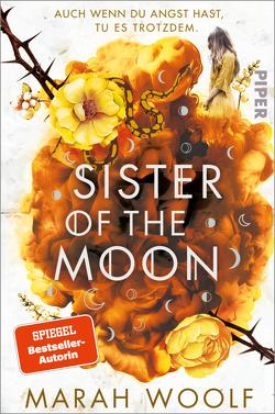 Sister of the Moon von Woolf,  Marah