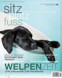 Sitz Platz Fuss 25 von Cadmos Verlag