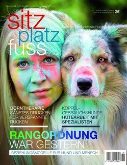 Sitz Platz Fuss 26 von Cadmos Verlag