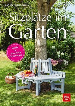 Sitzplätze im Garten von Christmann,  Andrea