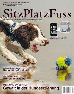 SitzPlatzFuss, Ausgabe 17 von Cadmos Verlag