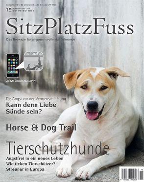 SitzPlatzfuss, Ausgabe 19 von Cadmos Verlag