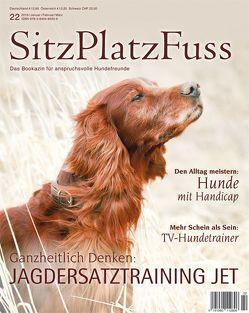 SitzPlatzFuss Ausgabe 22 von Cadmos Verlag