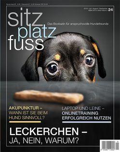 SitzPlatzFuss Ausgabe 24 von Cadmos Verlag