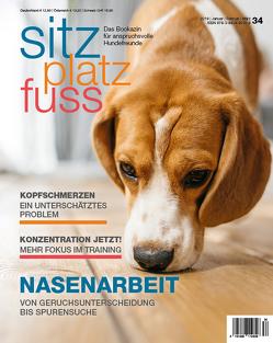 SitzPlatzFuss, Ausgabe 34 von Cadmos Verlag