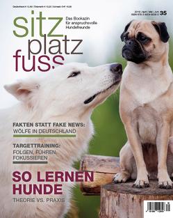 SitzPlatzFuss, Ausgabe 35 von Cadmos Verlag