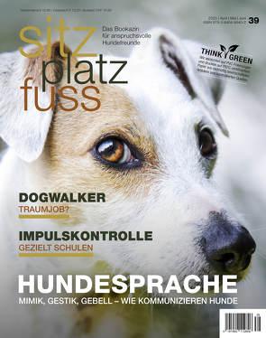 SitzPlatzFuss, Ausgabe 39 von Cadmos Verlag