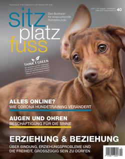 SitzPlatzFuss, Ausgabe 40 von Cadmos Verlag