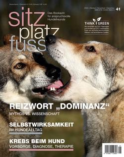 SitzPlatzFuss, Ausgabe 41 von Cadmos Verlag