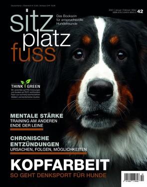 SitzPlatzFuss, Ausgabe 42 von Cadmos Verlag
