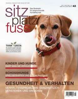 SitzPlatzFuss, Ausgabe 43 von Cadmos Verlag