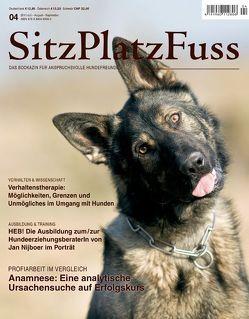 SitzPlatzFuss, Ausgabe 4 von Cadmos Verlag GmbH, Esser,  Johanna