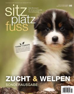 SitzPlatzFuss, Sonderausgabe November 2020 von Cadmos Verlag
