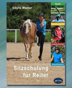Sitzschulung für Reiter von Wiemer,  Sibylle