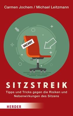 Sitzstreik von Jochem,  Carmen, Leitzmann,  Prof. Dr. Dr. Michael, Traidl,  Stefanie
