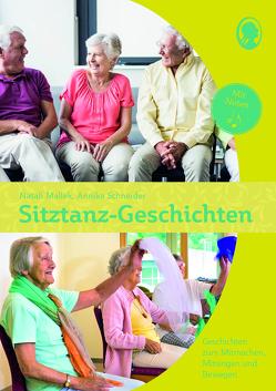 Sitztanz-Geschichten von Mallek,  Natali, Schneider,  Annika