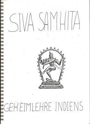 Siva Samhita von Siva