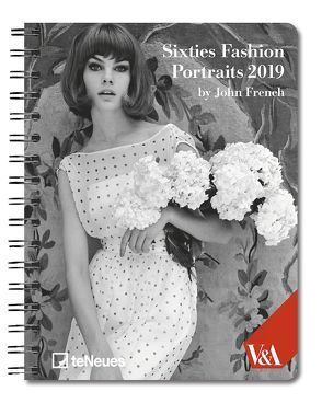 Sixties Fashion 2019 Diary
