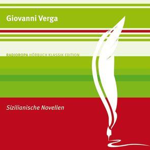 Sizilianische Novellen von Poewe,  Sabine Swoboda und Christian, Verga,  Giovanni