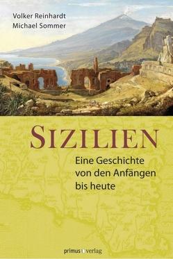 Sizilien von Reinhardt,  Volker, Sommer,  Michael