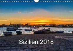 Sizilien 2018 (Wandkalender 2018 DIN A4 quer) von Lupo,  Giuseppe