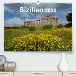 Sizilien 2020 (Premium, hochwertiger DIN A2 Wandkalender 2020, Kunstdruck in Hochglanz) von Dauerer,  Jörg