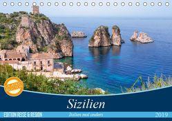 Sizilien – Italien mal anders (Tischkalender 2019 DIN A5 quer) von Kruse,  Joana