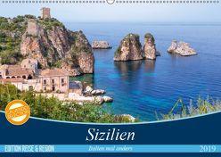 Sizilien – Italien mal anders (Wandkalender 2019 DIN A2 quer) von Kruse,  Joana