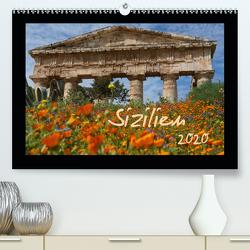 Sizilien (Premium, hochwertiger DIN A2 Wandkalender 2020, Kunstdruck in Hochglanz) von Flori0