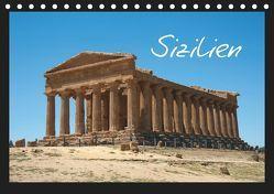 Sizilien (Tischkalender 2019 DIN A5 quer) von Scholz,  Frauke