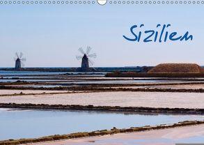 Sizilien (Wandkalender 2018 DIN A3 quer) von Hegerfeld-Reckert,  Anneli