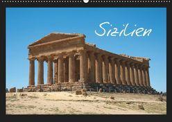 Sizilien (Wandkalender 2019 DIN A2 quer) von Scholz,  Frauke