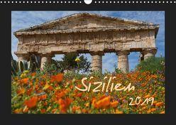 Sizilien (Wandkalender 2019 DIN A3 quer) von Flori0