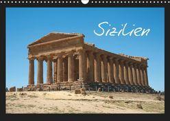 Sizilien (Wandkalender 2019 DIN A3 quer) von Scholz,  Frauke