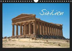 Sizilien (Wandkalender 2019 DIN A4 quer) von Scholz,  Frauke