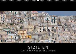 Sizilien – Zwischen Feuer und Meer (Wandkalender 2018 DIN A2 quer) von Knödler,  Stephan