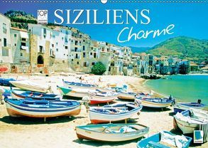 Siziliens Charme (Wandkalender 2018 DIN A2 quer) von CALVENDO,  k.A.