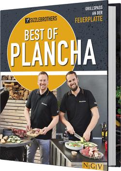 Sizzlebrothers – Best of Plancha von Durdel-Hoffmann,  Sabine