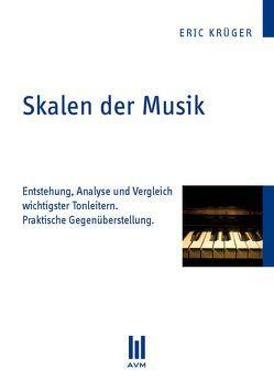 Skalen der Musik von Krüger,  Eric