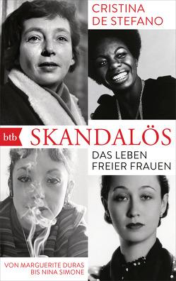 Skandalös von de Stefano,  Cristina, Kristen,  Franziska