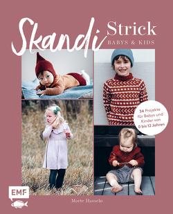 Skandi-Strick – Babys & Kids von Hasselø,  Marte
