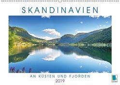 Skandinavien: An Küsten und Fjorden (Wandkalender 2019 DIN A2 quer) von CALVENDO