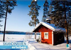 Skandinavien erleben (Wandkalender 2019 DIN A2 quer) von CALVENDO