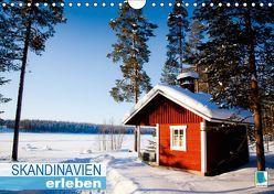 Skandinavien erleben (Wandkalender 2019 DIN A4 quer) von CALVENDO