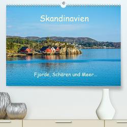 Skandinavien – Fjorde, Schären und Meer… (Premium, hochwertiger DIN A2 Wandkalender 2020, Kunstdruck in Hochglanz) von Ferrari,  Sascha