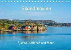 Skandinavien – Fjorde, Schären und Meer… (Tischkalender 2019 DIN A5 quer) von Ferrari,  Sascha