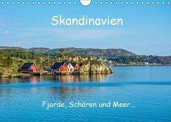 Skandinavien – Fjorde, Schären und Meer… (Wandkalender 2019 DIN A4 quer) von Ferrari,  Sascha