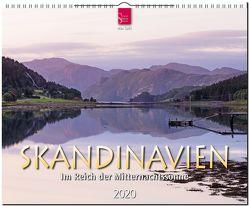 Skandinavien – Im Reich der Mitternachtssonne von Galli,  Max