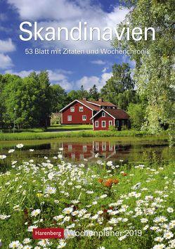 Skandinavien – Kalender 2019 von Harenberg
