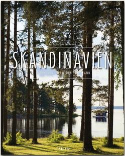 Skandinavien – Norwegen • Schweden • Finnland von Galli,  Max, Kumpch,  Jens-Uwe